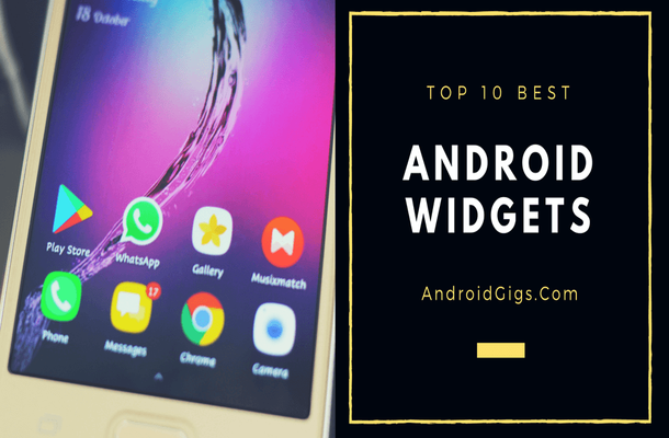 Best Widgets For Android To Customise Home-Screen