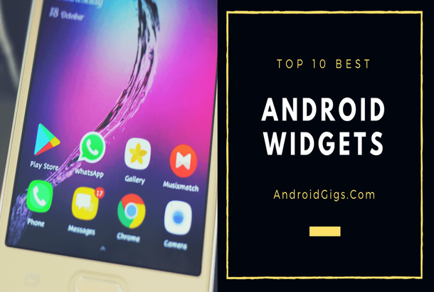 best widgets for android