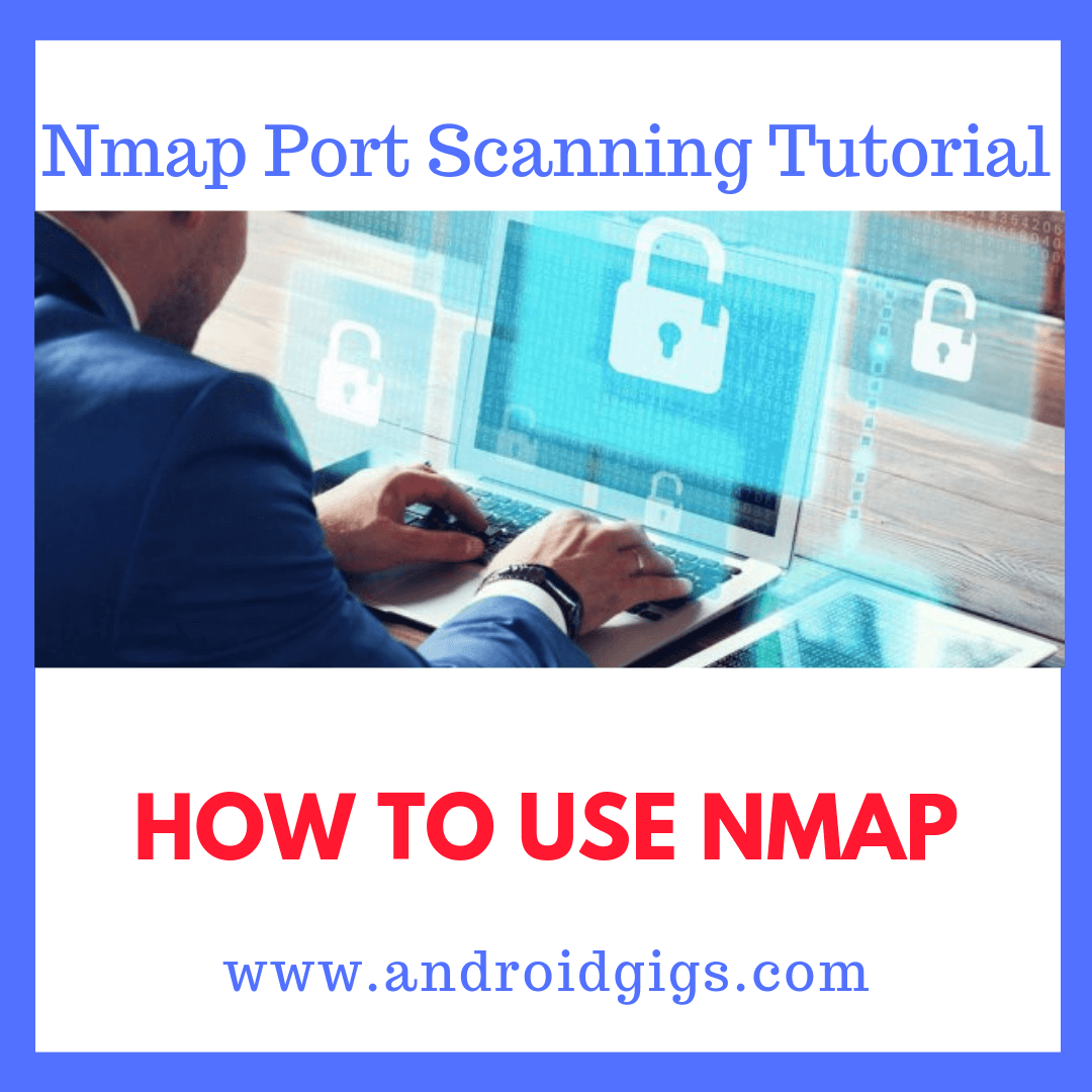 how to use nmap