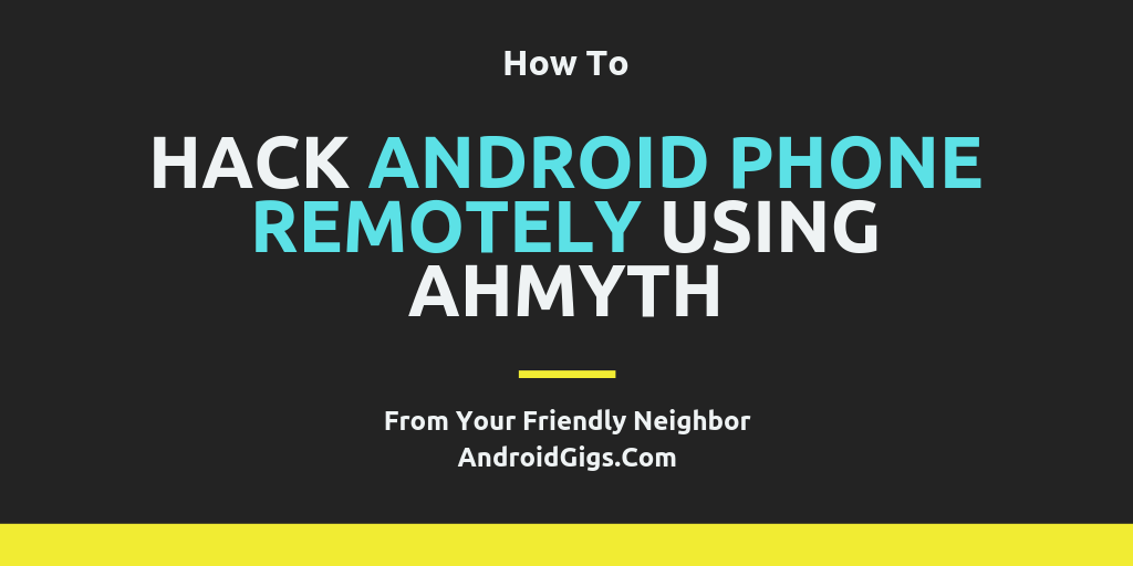 hack android phone remotely