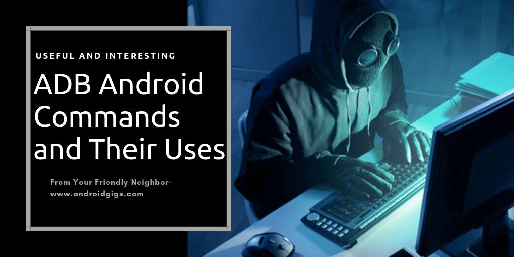 adb android commands