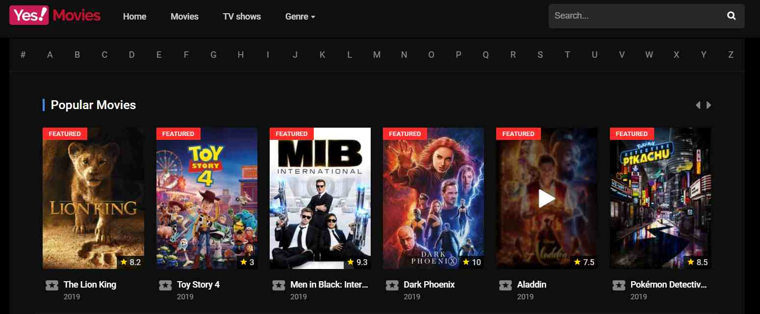 free movies online without downloading