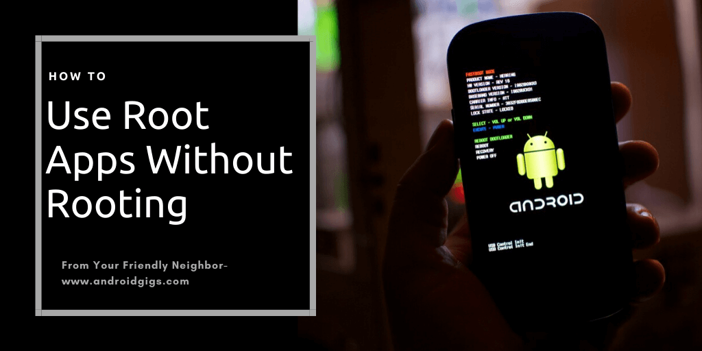 run root apps without rooting your phone