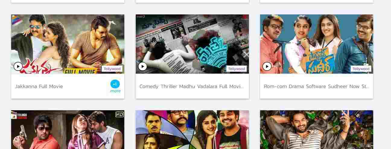 watch latest telugu movies online for free full movie