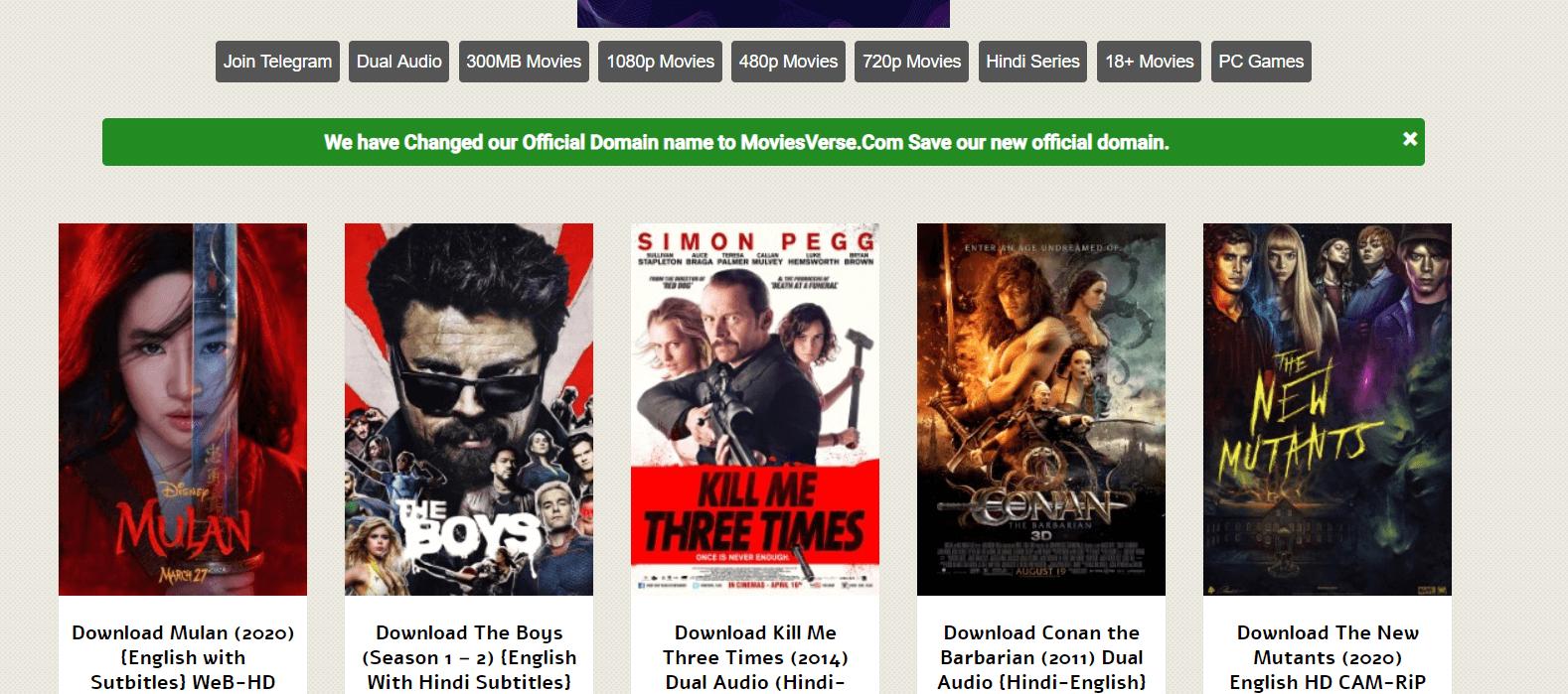 moviesflix in